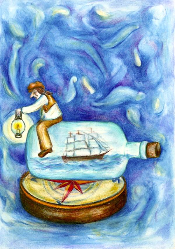 Storie di fantasmi e marinai
